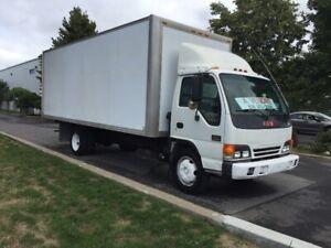 Camion GMC W5500 2003
