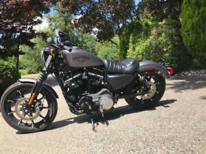 2016 Harley Davidson sportster.. ironhead 883 priced to sell