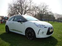 Citroen DS3 1.6e-HDi Airdream DStyle Plus, 50K FSH, £0 Road Tax, FSH