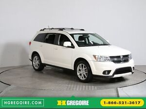 2015 Dodge Journey LIMITED A/C TOIT MAGS 7 PASSAGERS