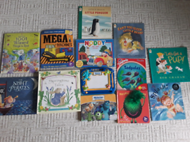 Bundle of 12 children's books