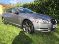 2011 11 Jaguar XF 3.0TD V6 ( 271bhp ) S Luxury 1 OWNER 10 SERVICES NEW CAMBELT