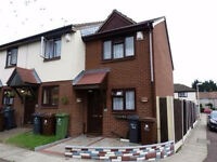 2 BED HOUSE: JOYNERS CLOSE DAGENHAM HEATH RM9 5AL (NO DSS TENANT CALLING)