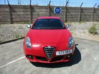 2011 Alfa Romeo Giulietta 1.4 TB MultiAir Veloce 5dr HATCHBACK Petrol Manual