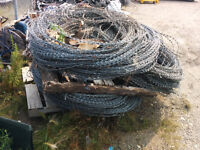 Razor Fencing Wire - Wire for Barbed Tape For Sale