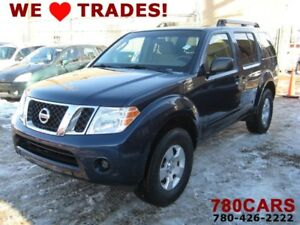2008 Nissan Pathfinder 4WD V6 - LOW KMS! - DRIVES EXCELLENT