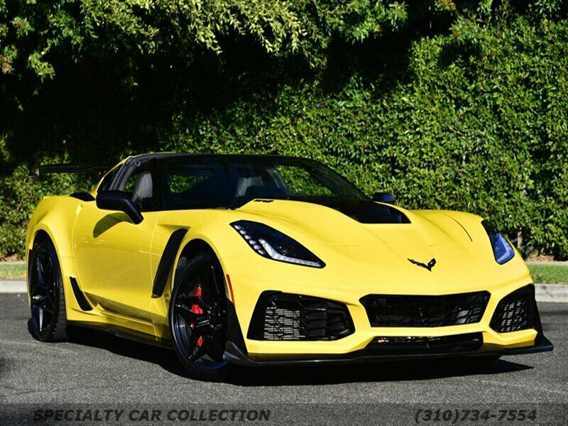 Image 11 Voiture American used Chevrolet Corvette 2019