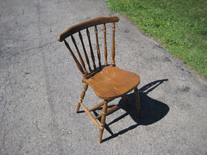 Parlour Chair - Very Sturdy! Cornwall Ontario image 2