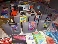 I buy DIRECT, CASH in hand, your old video games - See Ad