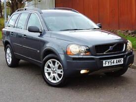 2004 Volvo XC90 2.4 TD D5 SE Geartronic 5dr