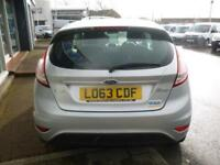 2013 Ford FIESTA ECONETIC TECH TDCI VAN *SILVER* Manual Small Van