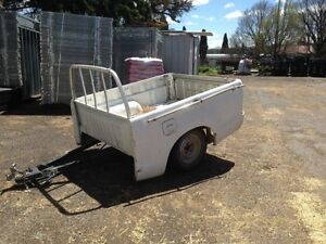 Used tub style trailer Armidale Armidale City Preview