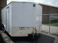 Enclosed Trailer  8.5x16 From Wells Cargo