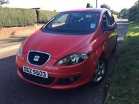 2006 Seat Altea 1.6 Reference Sport, Full Service History