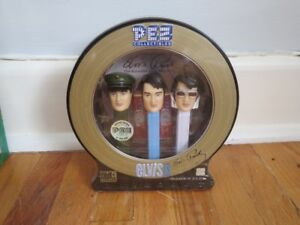 2007 Elvis Pez Collectibles Tin Limited Edition