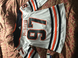 Authentic Adidas Connor McDavid Jersey