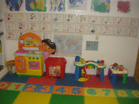 Home Daycare Opening ( September  2015)