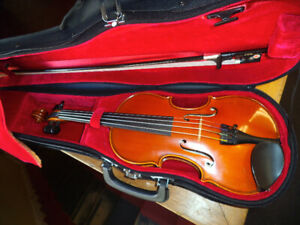 3/4 Akord Kwint AM28 model violinoutfit