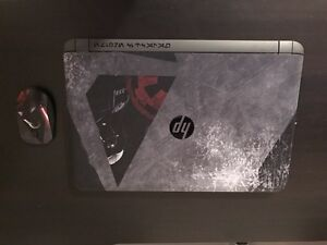 Star Wars Limited Edition Hp Laptop For Sale