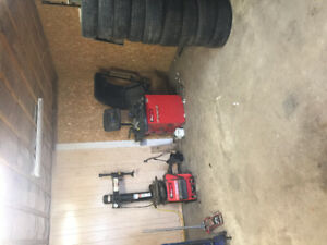 Installation de pneus 50$!! Poses+balancements