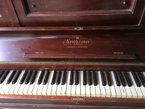 Upright piano Kitchener / Waterloo Kitchener Area image 2