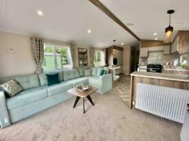 2021 new static caravan for sale in Dunoon 2 bed