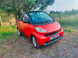 image for 2008 smart fortwo cabrio Passion 2dr Auto CONVERTIBLE Petrol Automatic