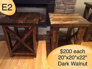 CUSTOM BUILT COFFEE TABLES, YOUR CHOICE OF STAIN Kingston Kingston Area image 8
