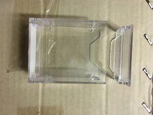 Mini plastic interlocking boxes (50 pieces)