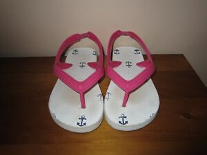 "TODDLER GIRLS ""OLD NAVY"" SANDALS - SIZE 11"