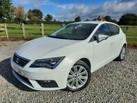 2017 Seat Leon 1.4 EcoTSI 150 Xcellence Technology DSG + NAV + ADAPTIVE CRUISE