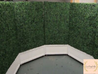 FALL SALE   Boxwood Backdrops! $300.00 !!!