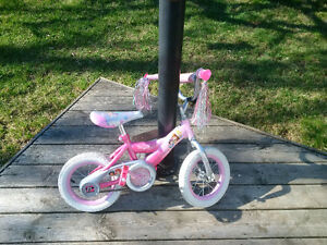 Girls Princess Bike - Very good condition