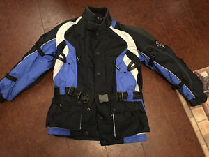 Spyke Millennium DualSport Coat Size Small