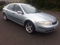Renault Laguna extreme DCI 120bhp low mileage drives excellent