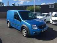 Ford Transit Connect 1.8TDCi 90PS T200 SWB Trend in Vision Blue + Sensors