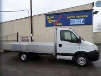 Iveco Daily 35S11 14 FT NEW ALLOY DROPSIDE
