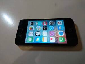Ex. condition! iPhone 4s 16GB BLACK UNLOCKED Victoria Park Victoria Park Area Preview