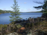 FRENCH RIVER, BEAUTIFUL LARGE WATERFRONT LOT