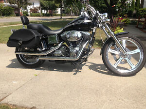 Wide glide, excellent condition $6500