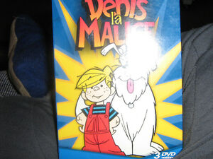 coffret dvd denis la malice