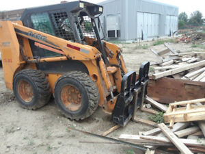 case 70 XT - skid steer.