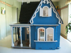 Miniature Doll House  Coventry Cottage by Greenleaf