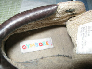 Leather Gymboree fall boots (size 9) St. John's Newfoundland image 2