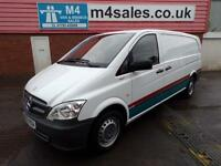 Mercedes Vito 113 CDI BLUEEFFICIENCY EX-LWB 130PS