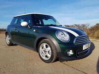 Mini Cooper D (Pepper) 2011MY - £0/year road fund licence - Full MINI history