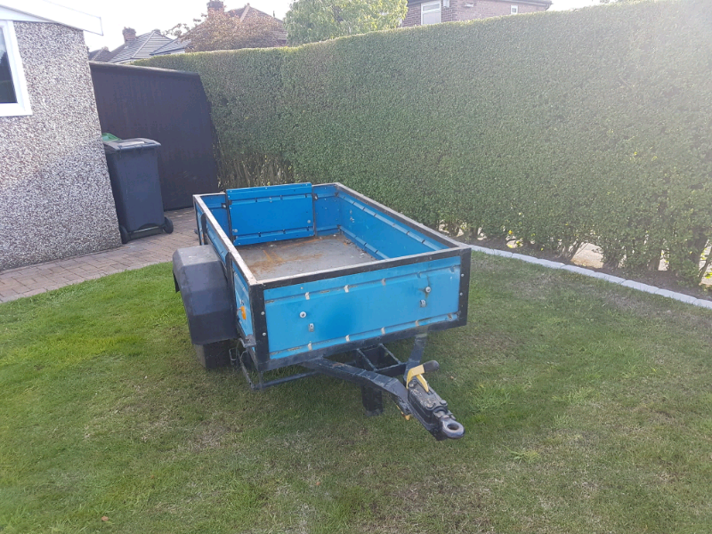 Heavy duty trailer | in Penketh, Cheshire | Gumtree