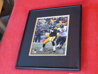 Ben Roethlisberger framed 8x10 autographed photo