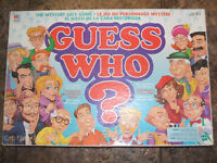Guess Who 1992-Large Card version