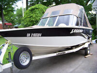 GREAT CONDITION WELL EQUIPTED FISHING UNIT